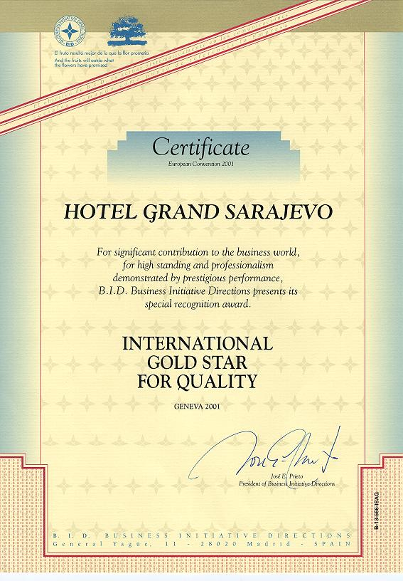 Mission, vision and strategy | Hotel Grand