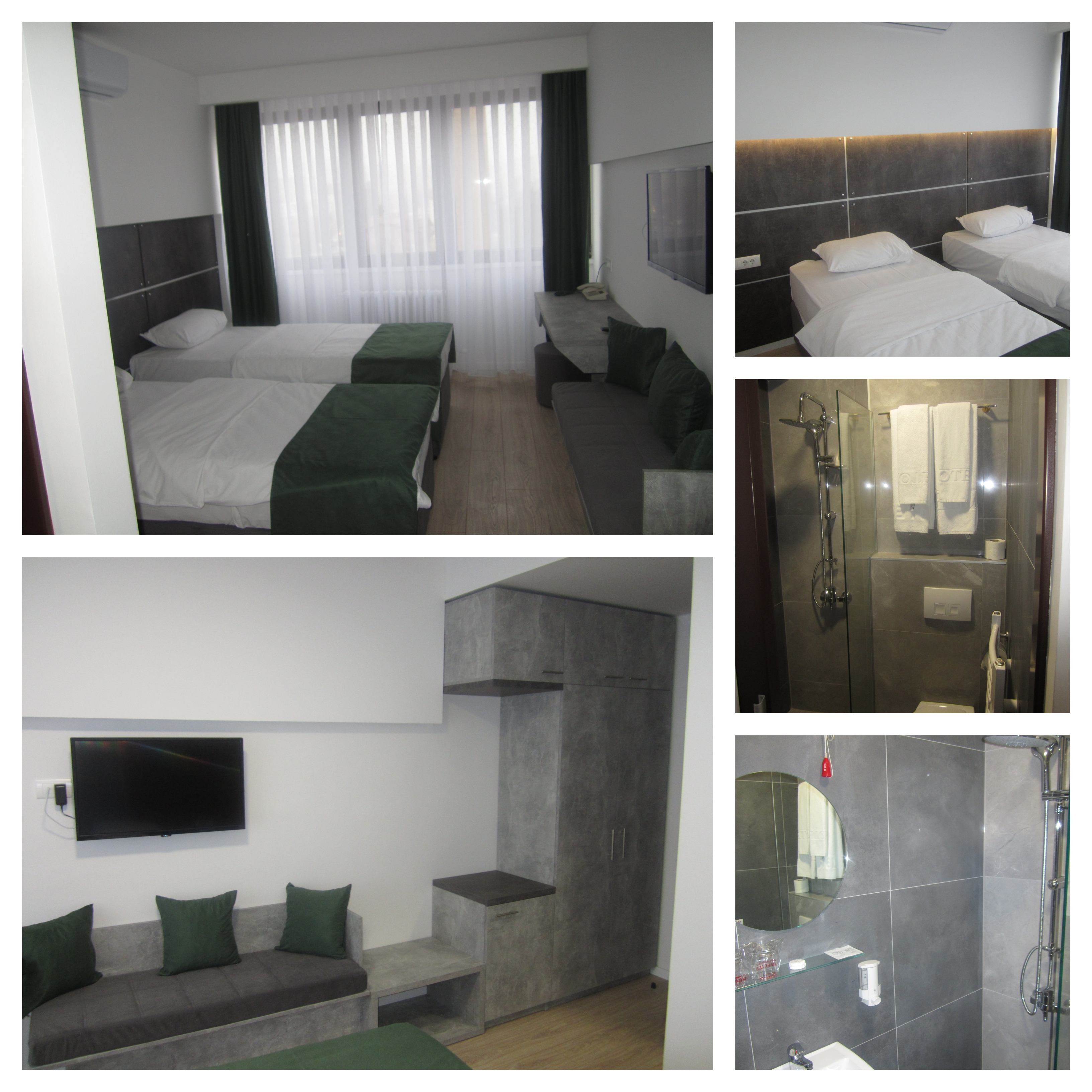 renovated rooms